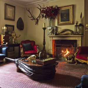 FOUNDiiD Blog English Eccentric Interior Style Miranda Harrison book