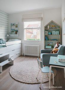 FOUNDiiD Bedroom Design Room to Bloom Children's Bedroom