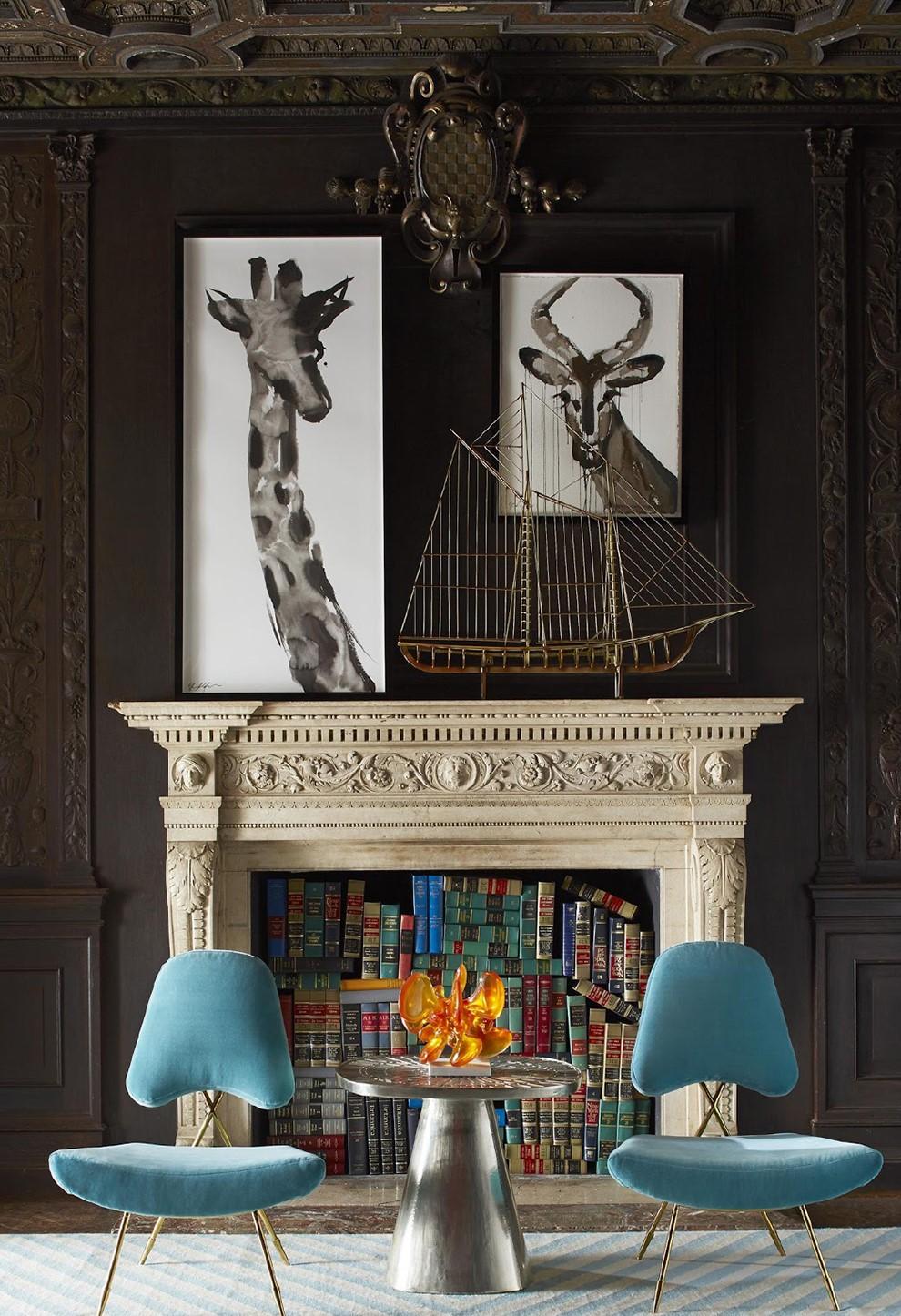 Interior Home Style English Eccentric